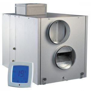 Vents ВУТ 2000 ВГ-4 с LCD (Приточно-вытяжная установка)