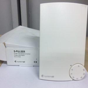 Systemair PULSER 230/400, регулятор температуры